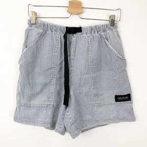 VTG Hickory Stripe High Rise Casual Shorts